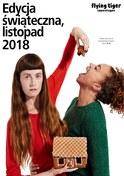 Gazetka promocyjna Flying Tiger Polska - Edycja świąteczna, listopad 2018 - ważna do 30-11-2018