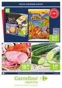 Gazetka promocyjna Carrefour Express - Twoje codzienne zakupy - ważna do 12-11-2018