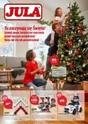 Gazetka promocyjna Jula - Tu zaczynają się Święta! - ważna do 02-01-2019