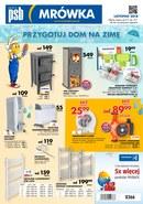 Gazetka promocyjna PSB Mrówka - Przygotuj dom na zimę - Kielce