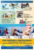 Gazetka promocyjna PSB Mrówka - Przygotuj dom na zimę - Niepołomice
