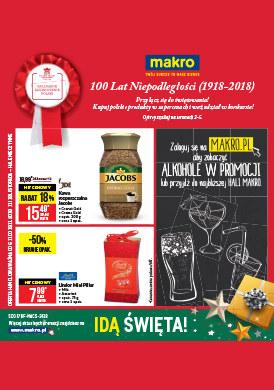 Gazetka promocyjna Makro Cash&Carry - 100 lat Niepodległości