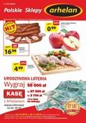 Gazetka promocyjna Arhelan - Polskie sklepy  - ważna do 10-11-2018