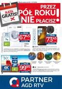 Gazetka promocyjna Partner AGD RTV  - Przez pół roku nie płacisz! - ważna do 11-11-2018