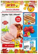 Gazetka promocyjna Prim Market - Świeżo i lokalnie  - ważna do 07-11-2018