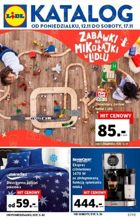 Gazetka promocyjna Lidl, ważna od 12.11.2018 do 17.11.2018.