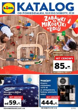 Gazetka promocyjna Lidl - Zabawki na Mikołajki w Lidlu