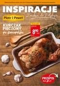 Gazetka promocyjna Piotr i Paweł - Inspiracje  - ważna do 10-11-2018