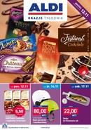 Gazetka promocyjna Aldi - Festiwal czekolady