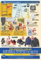 Gazetka promocyjna PSB Mrówka - Przygotuj dom na zimę - Elbląg