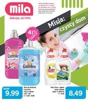 Gazetka promocyjna MILA - Misja: czysty dom