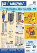 Gazetka promocyjna PSB Mrówka - Przygotuj dom na zimę - Nowa Sól, Świebodzin, Międzyrzecz