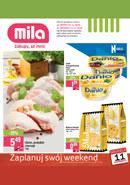 Gazetka promocyjna MILA - Zaplanuj swój weekend