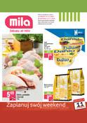 Gazetka promocyjna MILA - Zaplanuj swój weekend  - ważna do 13-11-2018