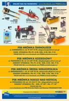 Gazetka promocyjna PSB Mrówka - Gazetka Promocyjna - Świnoujście, Środa Wlkp..