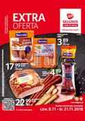 Gazetka promocyjna Selgros Cash&Carry - Extra oferta  - ważna do 21-11-2018