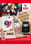 Gazetka promocyjna Selgros Cash&Carry - Drużyna w barwach jesieni  - ważna do 21-11-2018