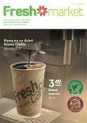 Gazetka promocyjna Freshmarket - Kawa na co dzień - ważna do 13-11-2018