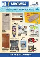 Gazetka promocyjna PSB Mrówka - Przygotuj dom na zimę - Opatów