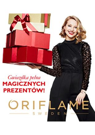 Gazetka promocyjna Oriflame, ważna od 06.11.2018 do 26.11.2018.