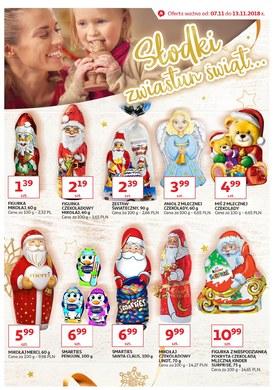 Gazetka promocyjna Auchan - Słodki zwiastun świąt