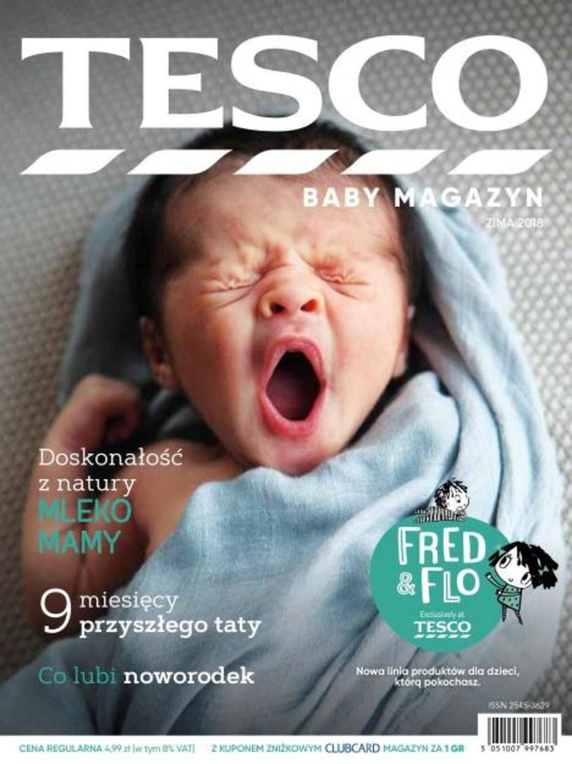 Gazetka promocyjna Tesco Hipermarket - ważna od 05. 11. 2018 do 25. 04. 2019