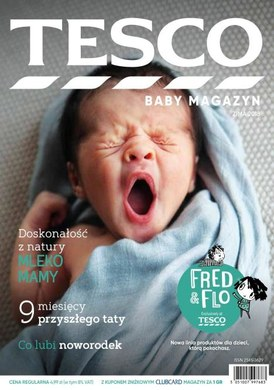 Gazetka promocyjna Tesco Hipermarket - Baby magazyn