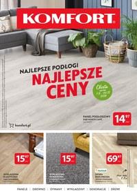Gazetka promocyjna Komfort - Najlepsze ceny - ważna do 24-12-2018
