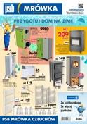Gazetka promocyjna PSB Mrówka - Przygotuj dom na zimę - Człuchów - ważna do 17-11-2018