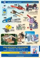 Gazetka promocyjna PSB Mrówka - Przygotuj dom na zimę - Człuchów