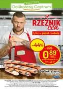 Gazetka promocyjna Delikatesy Centrum - Rzeźnik cen - ważna do 14-11-2018