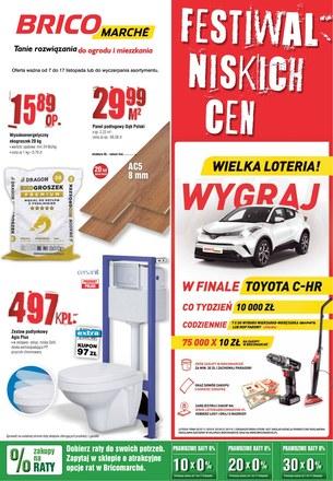 Gazetka promocyjna Bricomarche, ważna od 07.11.2018 do 17.11.2018.