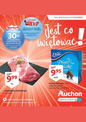 Gazetka promocyjna Auchan - Jest co świętować