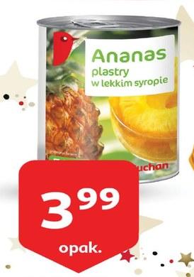 Gazetka promocyjna Auchan - Zaplanuj świąteczne zakupy
