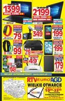 Gazetka promocyjna RTV EURO AGD - Otwarcie - Pruszków