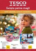 Gazetka promocyjna Tesco Hipermarket - Święta pełne magii  - ważna do 21-11-2018