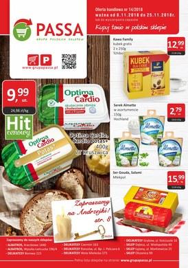 Gazetka promocyjna Passa - Kupuj tanio w polskim sklepie