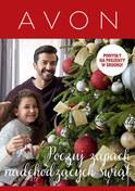Gazetka promocyjna Avon - Poczuj zapach nadchodzących świąt - ważna do 28-11-2018