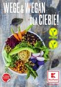 Gazetka promocyjna Kaufland - Wege&Wegan dla Ciebie! - ważna do 31-12-2018
