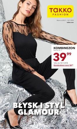 Gazetka promocyjna Takko Fashion, ważna od 08.11.2018 do 18.11.2018.