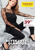 Gazetka promocyjna Takko Fashion - Błysk i styl glamour  - ważna do 18-11-2018