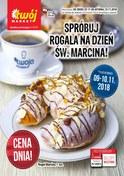 Gazetka promocyjna Twój Market - Gazetka promocyjna  - ważna do 13-11-2018