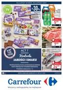 Gazetka promocyjna Carrefour - Kontrola jakości i smaku - ważna do 25-11-2018