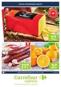 Gazetka promocyjna Carrefour Express - Twoje codzienne zakupy - ważna do 19-11-2018