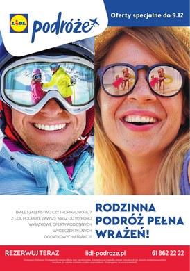 Gazetka promocyjna Lidl - Rodzinna podróż pełna wrażeń
