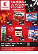 Gazetka promocyjna Kaufland - Oszczędzaj od początku tygodnia - ważna do 14-11-2018