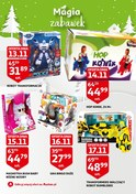 Gazetka promocyjna Auchan - Magia zabawek - ważna do 17-11-2018