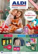 Gazetka promocyjna Aldi - Święta czas start - ważna do 24-11-2018