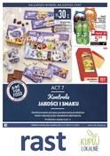 Gazetka promocyjna Rast - Kontrola jakości i smaku  - ważna do 25-11-2018
