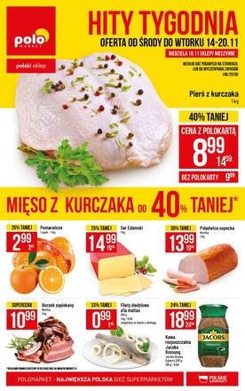 Gazetka promocyjna POLOmarket, ważna od 14.11.2018 do 20.11.2018.
